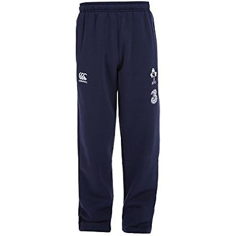 Canterbury-Pantaloni in pile da ragazzo irlandese Blu blu 12 anni