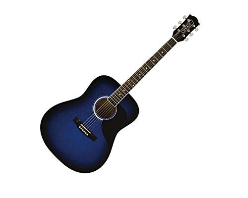 Eko Ranger 6 Blue SBT chitarra acustica folk classic tavola abete