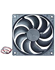 MAA-KU DC12025 Axial Case Cooling Fan. Size(12x12x2.5cm), Supply Voltage : 12VDC