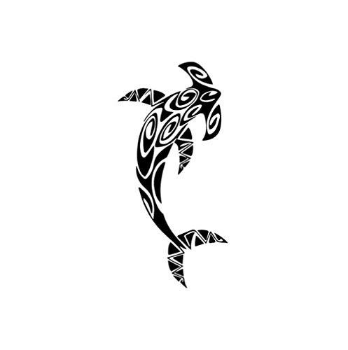 GAOCHUNYU 11,4X23,2 CM Angeln Hammerhead Fisch Wc Sitz Aufkleber Schlafzimmer Wohnkultur Wandtattoo