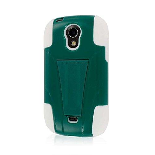 Empire MPERO Impact X Series Kickstand Case Tasche Hülle for Samsung Galaxy Light T399 - Teal Grün (Für T399 Samsung Cover)