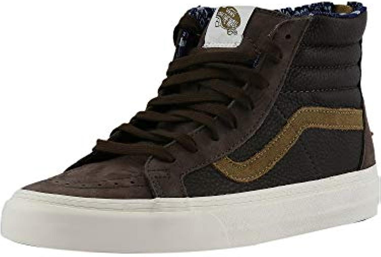 9abb9a791c7d65 Vans U Sk8-hi Zip ca, scarpe da ginnastica Alte Uomo | Prezzo basso