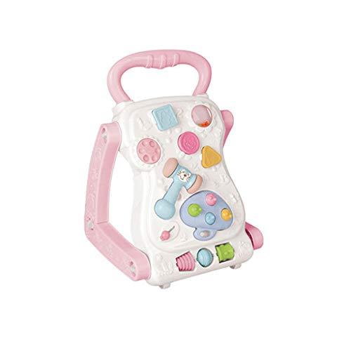 Andador bebe Baby Walker Cart Multifunción antivuelco