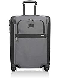 Tumi Alpha 2 Hand Luggage, 56 cm, 35 liters, Grey (Pewter)