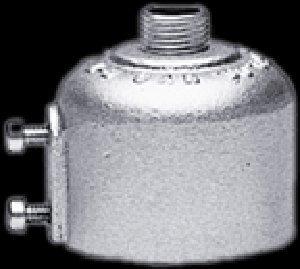 RAB Lighting R7 Pole Slipfitter, Aluminum, 2-3/4
