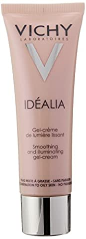 Vichy Idéalia Smoothing and Illuminating Gel-Cream Combination to Oily Skin 50ml
