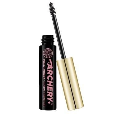 Soap and Glory Archery Volu-Boost Brow Fibre Gel Talk Of The Brown