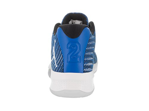 Nike Jordan B. Fly Basketball Scarpe Sportive Scarpe da ginnastica per uomo Blau (Soar/Black/White)