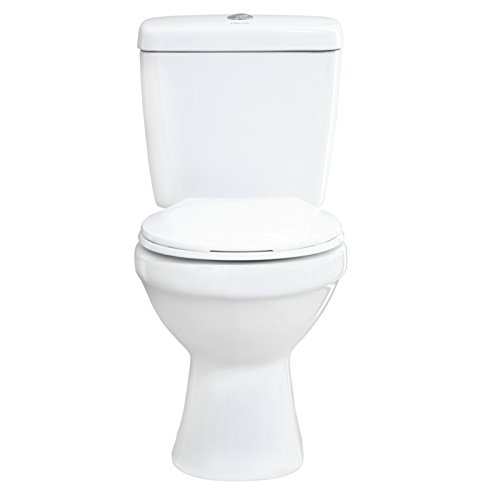 Preisvergleich Produktbild DOMINO LAVITA KERAMIK STAND-WC-TOILETTE 484099 TIEFSPÜLER