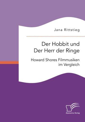 Der Hobbit und Der Herr der Ringe: Howard Shores Filmmusiken im Vergleich