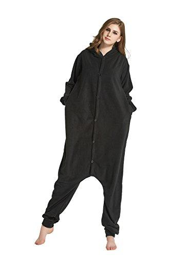 URVIP Erwachsene Unisex Jumpsuit Tier Cartoon Fasching Halloween -