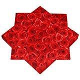Servietten: Motivservietten, »Romantic Rose«, 30 x 30 cm, dreilagig, 20er-Pack