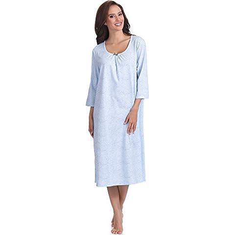 Italian Fashion IF Camicia da Notte per Donna Luda 0111