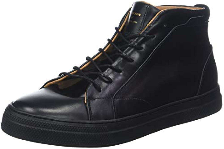 Schmoove Spark Mid Flag, scarpe da da da ginnastica a Collo Alto Uomo | Buona qualità  | Maschio/Ragazze Scarpa  10698b