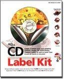 GLOBAL STAR SOFTWARE CD Label Kit (Windows) (Cd-label-software)