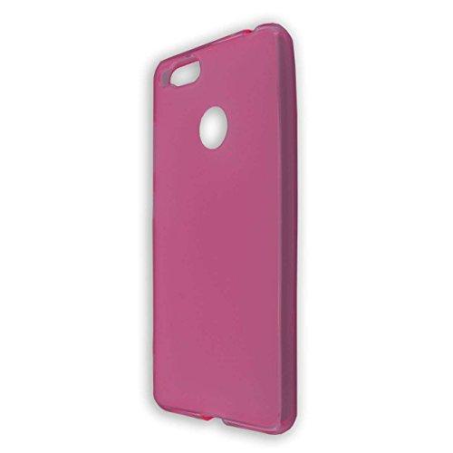 caseroxx TPU-Hülle für Archos Diamond Alpha/Diamond Alpha Plus, Tasche (TPU-Hülle in pink)