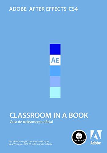 Adobe After Effects CS4: Classroom in a Book (Portuguese Edition) por Adobe Creative Team