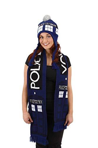 (Elope Doctor Who Tardis-Schal)