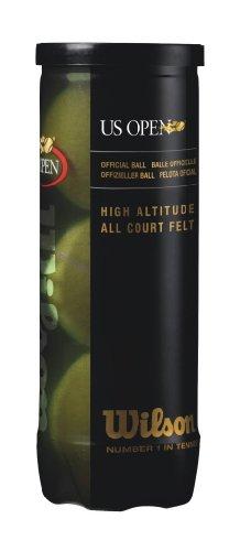 WILSON US Open High Altitude Tennis Ball (3Ball kann)