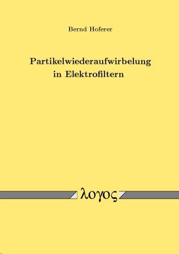Partikelwiederaufwirbelung in Elektrofiltern