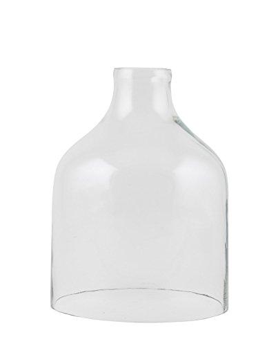 IB Laursen Cloche en verre bouteille