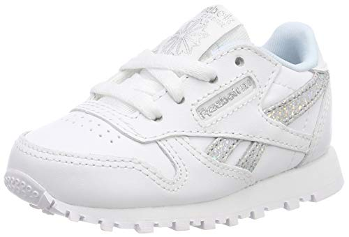 Reebok Classic Leather, Chaussures de Running Compétition Fille