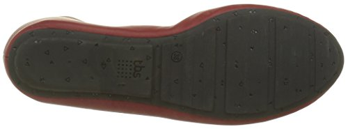 TBS Camille, Ballerines Femme Rouge