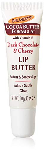 Lip-gloss Cocoa (Palmer's Cocoa Butter Formula Dark Chocolate and Cherry Lip Butter 10g)