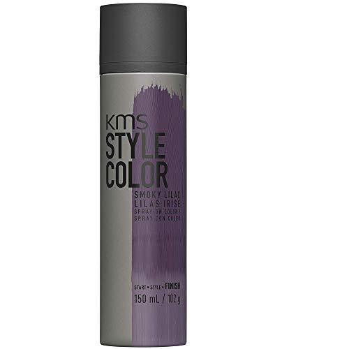 KMS California Style Color Smoky Lilac temporäres Farbspray - Haarfarbe ohne sich festzulegen, 150 ml (Temporäre Schwarz Haar Color Spray)