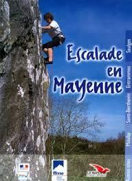 Escalade en Mayenne