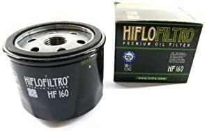 Ölfilter Hiflo Hf160 Für Bmw Auto