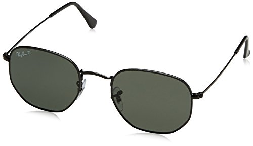 Ray-Ban Herren Sonnenbrille Rb 3548n, Black/Polargreen, 51