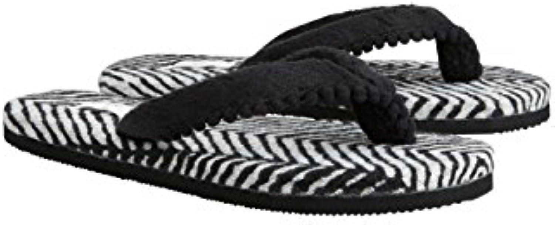 next Damen Hausschuhe mit Zehentrenner  2018 Letztes Modell  Mode Schuhe Billig Online-Verkauf