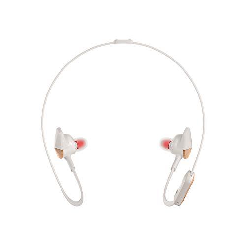 Fitbit Flyer Kabellose Kopfhörer, Lunar Grey, OneSize