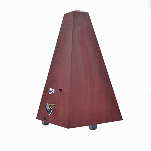JOYO JM-69W Teak Wood Mechanical Metronome, Wooden