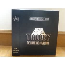 Widescreen Collector's Edition Star Wars Trilogy : The Definitive Collection (Laser Disc Set) (1978)