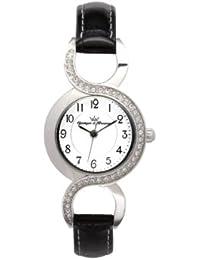 Reloj Yonger pour elle mujer negro–DCC 1443/31