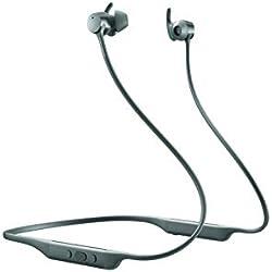 Bowers & Wilkins PI4 Écouteurs Intra-Auriculaires antibruit sans Fil Argenté