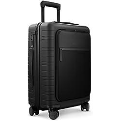 HORIZN STUDIOS M5 Bagage Cabine | Bagage à Main Valise | Coque Rigide, 55 cm, 33 L, 4 roulettes, Compartiment pour PC Portable
