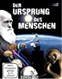 Der Ursprung des Menschen, 3 DVDs