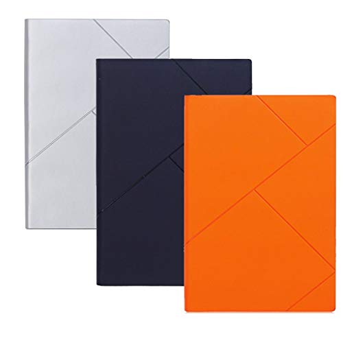 Notebook Notizblöcke a5 Sub-Notebook, Notizblock dickes, weiches Leder Tagebuch Notizbuch, Meeting-Rekord Bucheinbandes a5 Notebooks (Color : B)