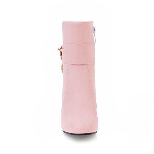 BalaMasaAbl09573 - Sandali con Zeppa donna Pink