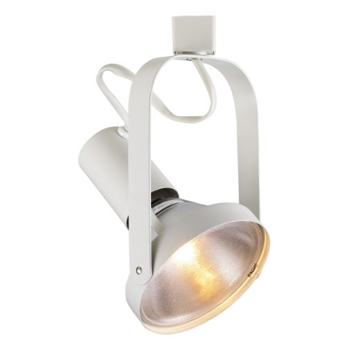 WAC Lighting HTK-765-WT Line Voltage Track Fixture, White by WAC Lighting -