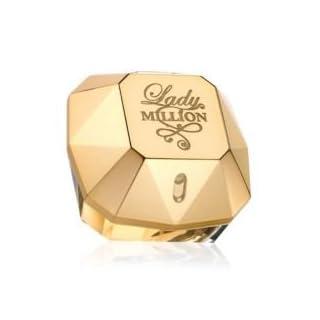 Embruns Paco Rabanne Lady Million 50ml Eau de Parfume Spray für Frauen