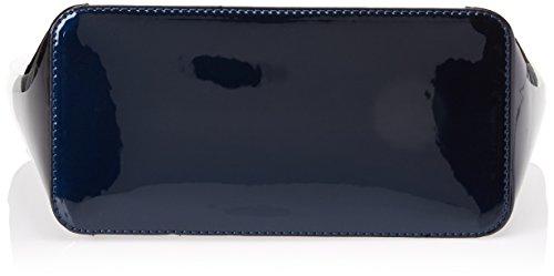 Guess Hwpt6691230, Borsa a Mano Donna, 15x26.5x42 cm (W x H x L) Blu (Navy)