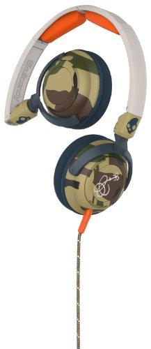 Lowrider Esterne con Microfono, Mimetico/Osso/Ardesia
