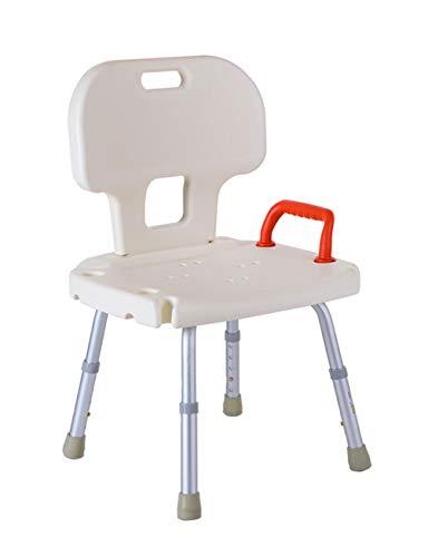 Sitz Dusche Bank Für Baby/Ältere Menschen Mit Arm & Back ()