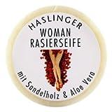 HASLINGER: Rasierseife WOMAN 60g