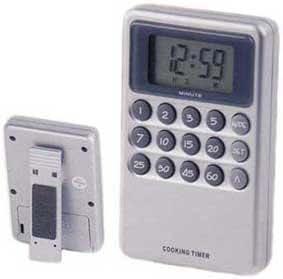 Minuteur de cuisine lCD digital minuteur de cuisine aimanté magnétique temps chronomètre-timer minuterie