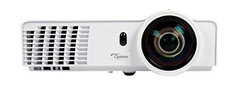Optoma W305ST - Proyector de 3200 lúmenes, blanco